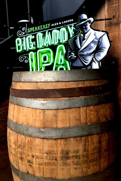 Big Daddy Barrel